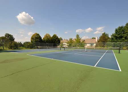 Raintree Freehold Tennis Court